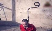 ISIS Killing - Shot in the Head Close Range