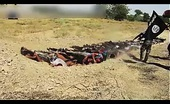 ISIS mass execution of syrians