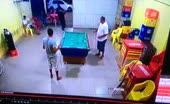 Making Billiard an extreme sport in Brazil