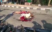 Brutal Accident Aftermath - India -