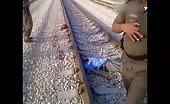 Suicide via train