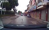 Boy is Run Over by a Car