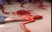 Dying inmate get brutal stabbing