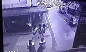 Four School Girls Run Over by drunken driver
