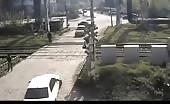 CCTV Footage of Actual Suicide