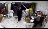 Brazilian thief get killed by police