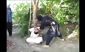 Beheading of ISIS soldier
