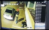 CCTV Footage of a Drug trafficker