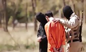 ISIS Executioner Beheading Prisoners