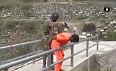 Prisoner Shot and thrown in River