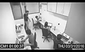 CCTV Office Murder