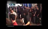 Mad Guy At Club- Gets Knocked Out!