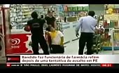 Hostage taker Shot Dead by Police