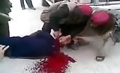 Taliban beheading Shiite man