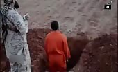 ISIS executes two men in brutal manner