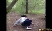 Bully Kid Knocked Out Twice