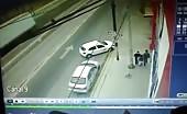 Stupid Car Driver Parking