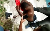 African Thief Lynched By Angry Mob