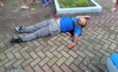 Man shot dead