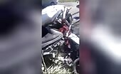 Driver mishap completely squashed