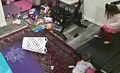 Unnerving video kid hauled 4k peloton treadmills