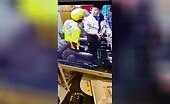 Chinese windbag gamer gets beating by furious man