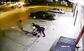 Violent Armed Robbery