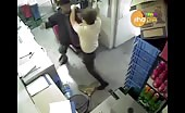 Stopping Armed Robbery Without Weapon