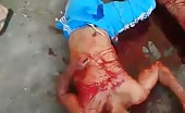 Brutal Gruesome Brazil Riot Footage
