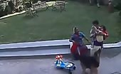 Dog Attacks Mauling Child
