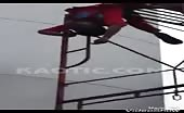 Worker Electrocuted