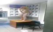 Naked Crackhead Woman