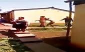 Kenyan Girl Brutally Beaten And Stripped