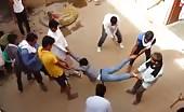 Indian Child Molester Beaten