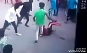 Live Murder In India By Street Gang