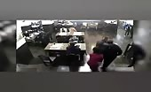 Live murder recorded in CCTV