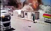 Suicide Bombing In Kobane
