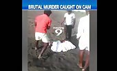 Murder Caught On Cam Baglkot, India