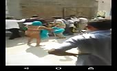 Indian Police Stripped Woman In UP