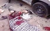 The Massacre Of The Shujaiya Market In Gaza