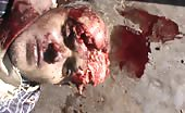 Unidentified Victims Who Were Executed  (Graphic Content)
