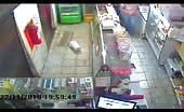Murder Caught On Camera In Bakery