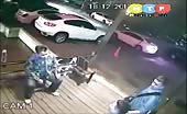 Murder Caught On CCTV