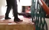 Crimes Of The Militias Against A Student In Baghdad