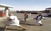 Saudi And Sudanese Fighting
