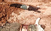 Corpses Of FSA Members Killed By ISIS Militants