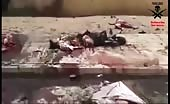 Victims Of Mortar Shelling In Iraq