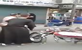 Egypt Market Brawl
