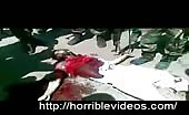 Syrian Army Kills And Humiliates The Corpse
