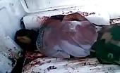 Attack On Assad Men Truck